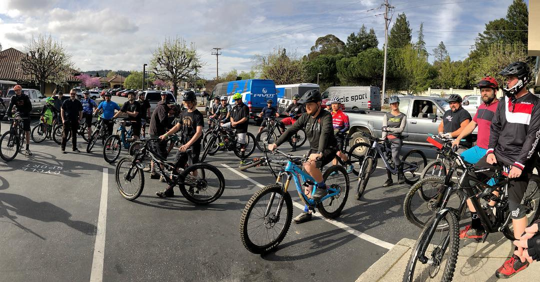 Scotts Valley Cycle Sport Rides & Events