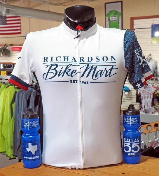 Richardson Bike Mart 55th Anniversary Jersey
