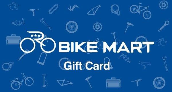 Bike Mart Gift Card