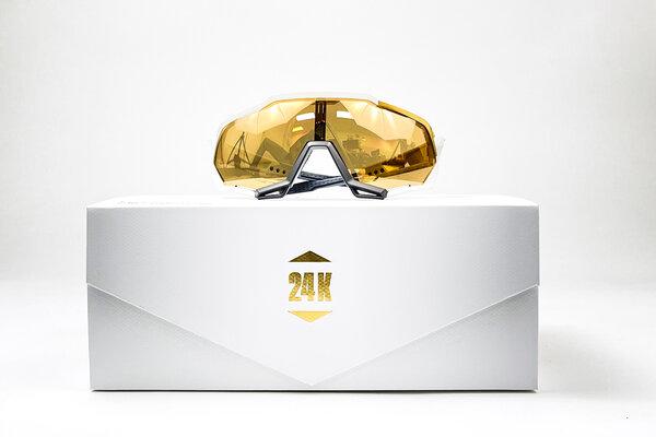100% Ultra Limited Edition Peter Sagan Speedtrap Featuring 24 Karat Gold Coated Lens