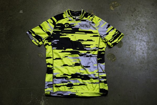 Richardson Bike Mart RBM Fire Camo Jersey