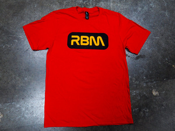 Richardson Bike Mart RBM Nasa Shirt
