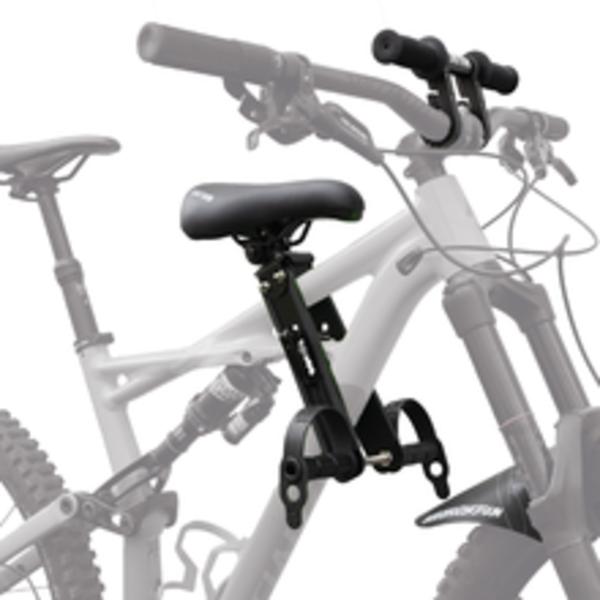 Shotgun Shotgun Child Bike Seat + Handlebars Combo