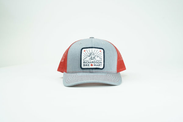 Richardson Bike Mart Patch Hat- Curved Bill
