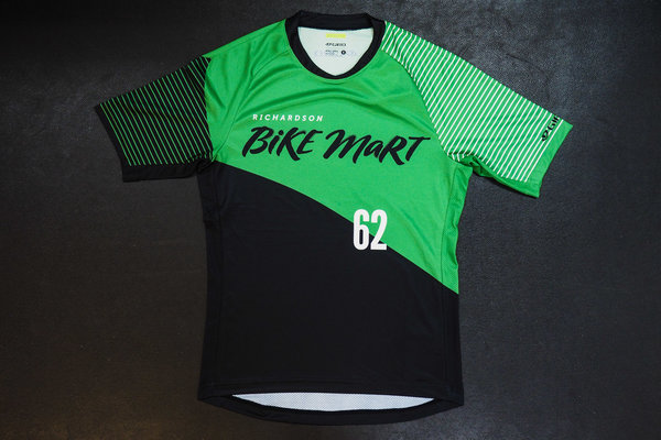 Richardson Bike Mart RBM Mountain Bike Jersey