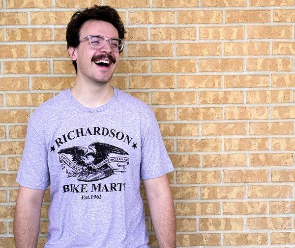 Richardson Bike Mart Eagle Shirt