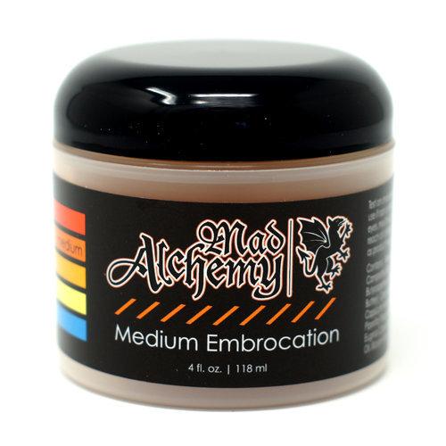 Mad Alchemy Embrocation Medium Heat