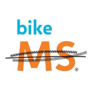 bike MS charity ride