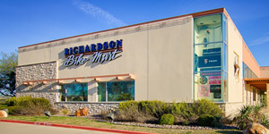 Richardson Bike Mart - Frisco