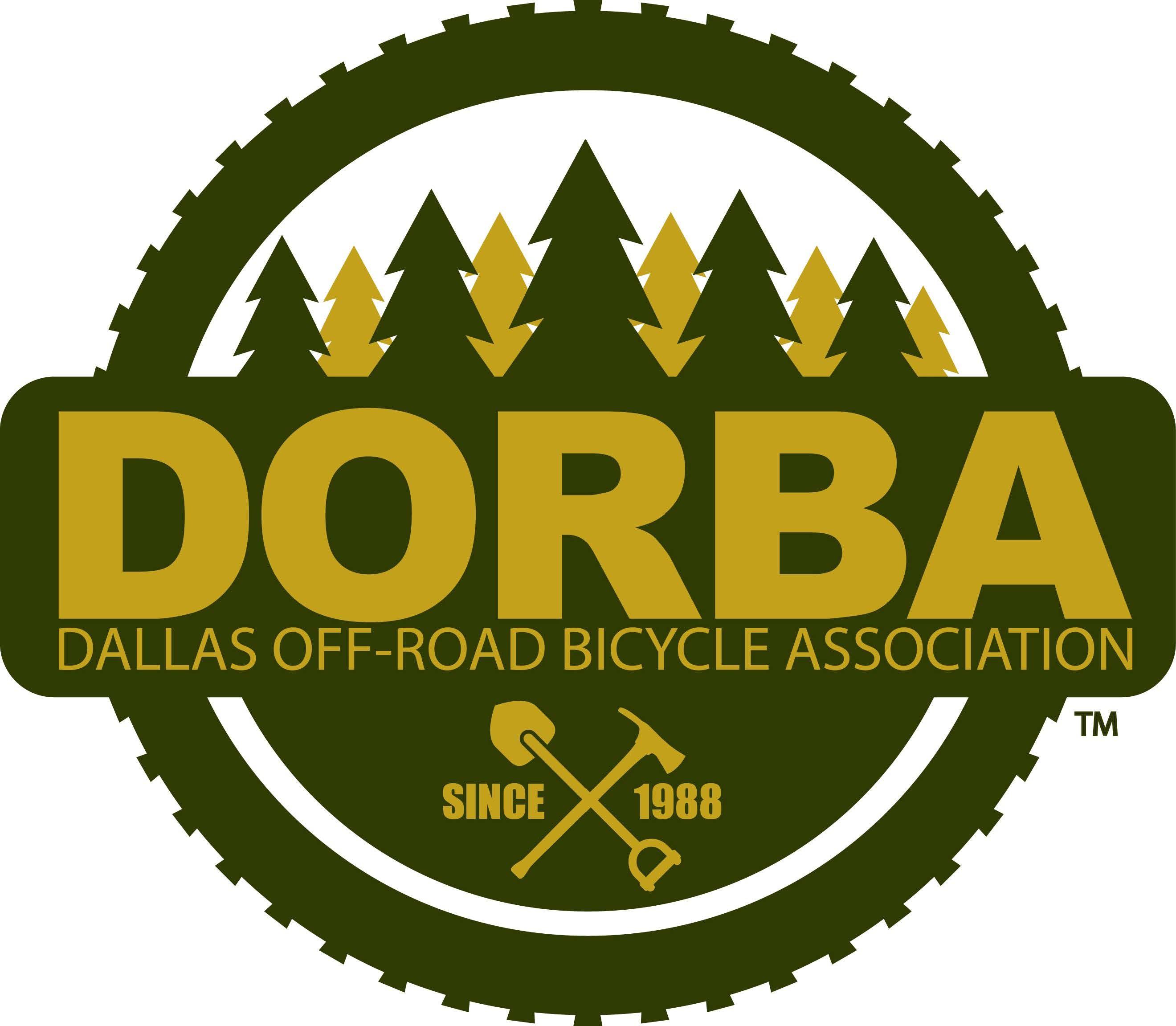 Dallas off road bicycle association logo