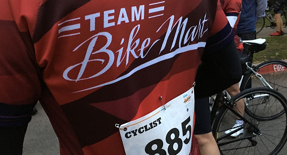 Team Bike Mart Events