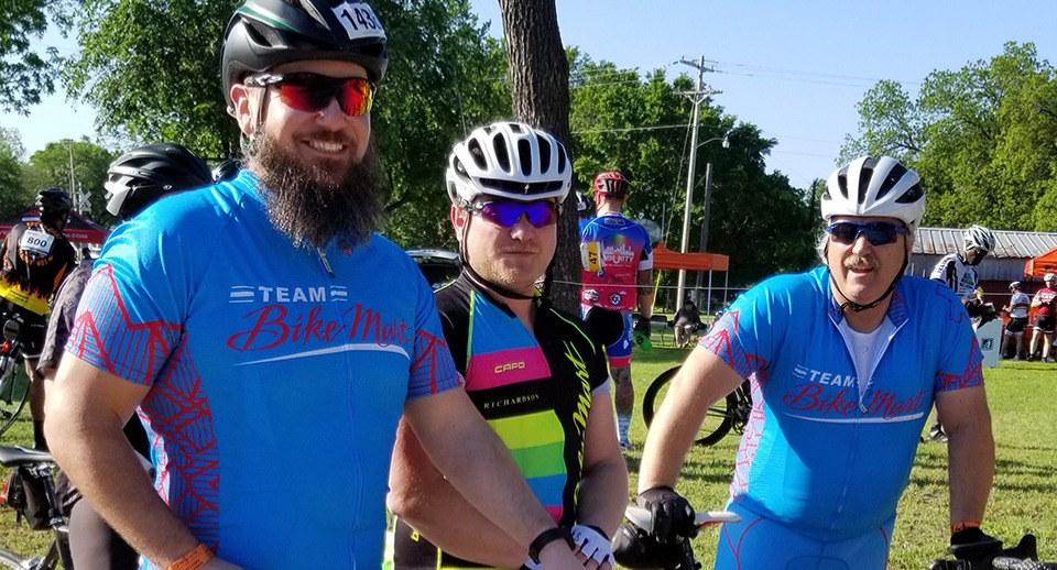 2019 Team Bike Mart - Richardson Bike Mart - Dallas' Best