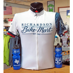 Richardson Bike Mart 55th Anniversary Jersey