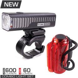 Serfas ESM-600 Combo Light USM-600/UTM-60