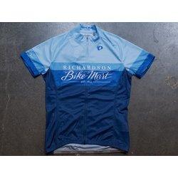 Richardson Bike Mart RBM Blue Skies Jersey