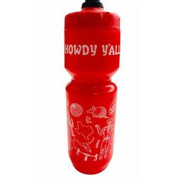 Bike Mart Texas Pride Water Bottle