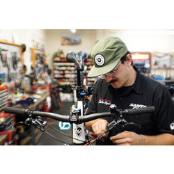 Richardson Bike Mart Patch Hat Military