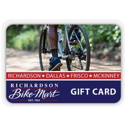Richardson Bike Mart Gift Card