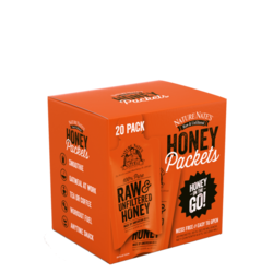 Nature Nate's Honey Packets ( 20 count )