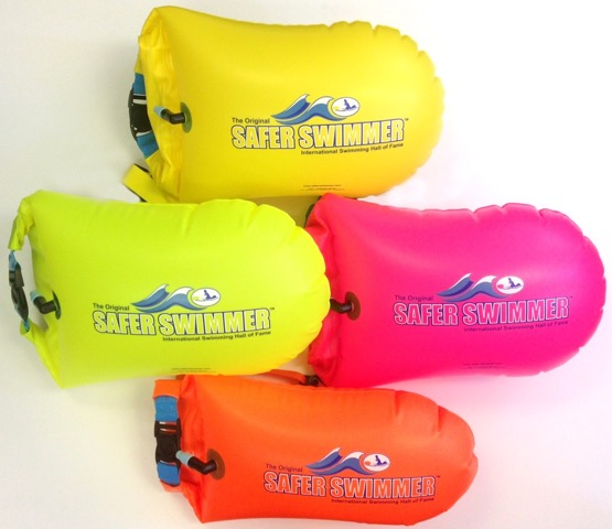 Safer Swimmer Large Swim Bouy with Storage