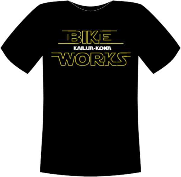 Bike Works Bike Works Force Tee