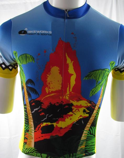 Bike Works Volcano Mens Jersey