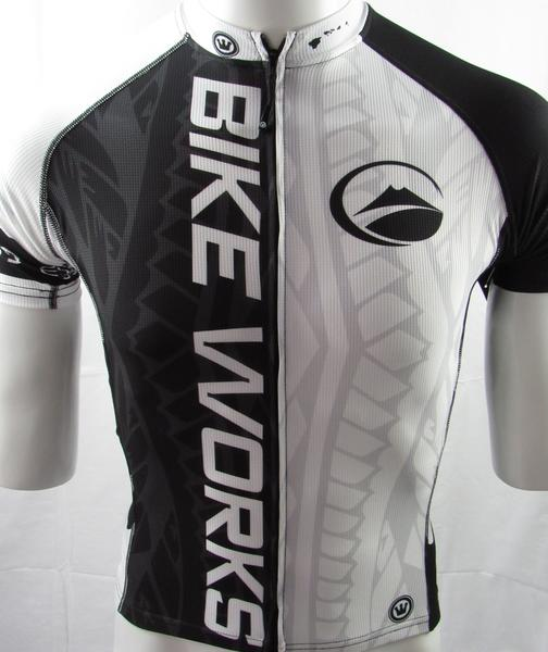 Bike Works EST 1989 Mens Jersey