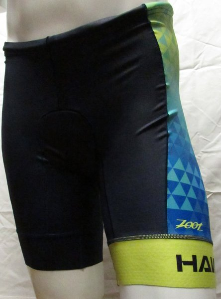 "Bike Works Honu 8"" Tri Short Mens"