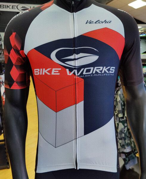 Bike Works Musubi Jersey by Veloha