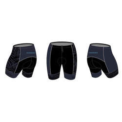 Bike Works Dark Palm Tri Short