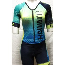 Bike Works Honu Tri Suit Short Sleeve Womens