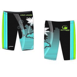 Bike Works Bike Works Swim Jammers