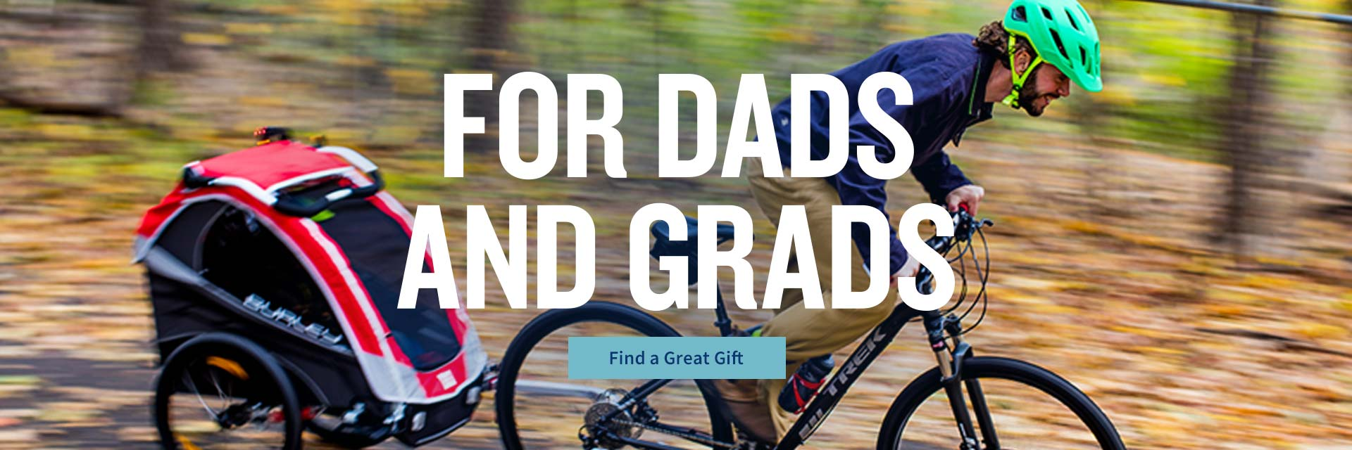 For Dads and Grads