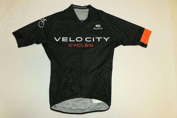 Velo City Velo Blackout Jersey