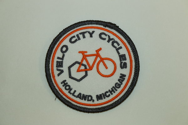 Velo City Velo City Circle Patch