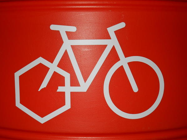 Velo City Logo Decal