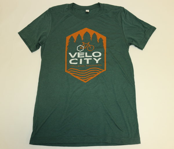 Velo City Velo Tree T Shirt