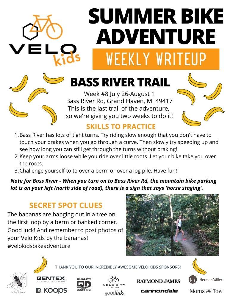 Summer Bike Adventure Weekly Write Up