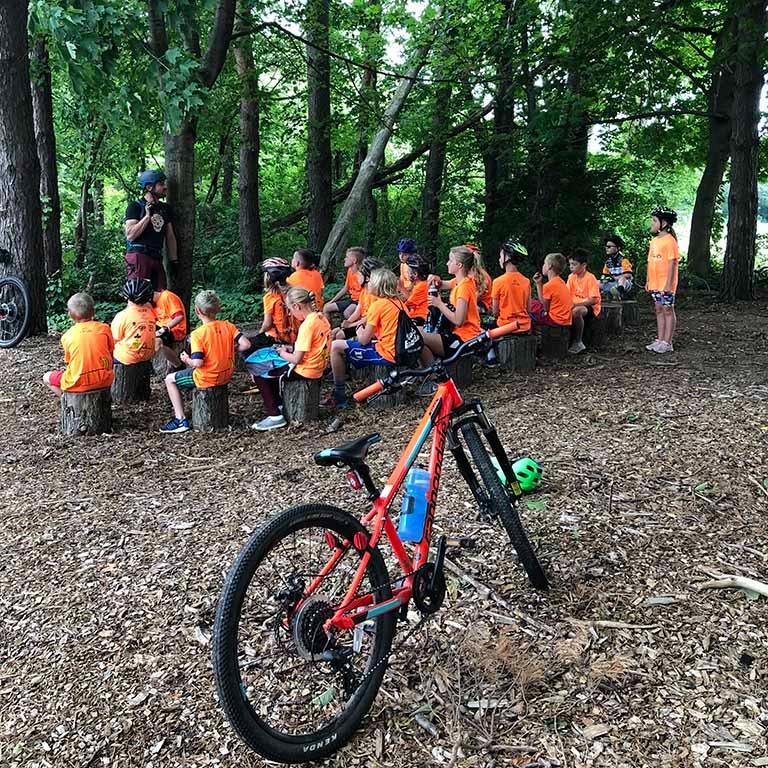 Summer Bike Camp