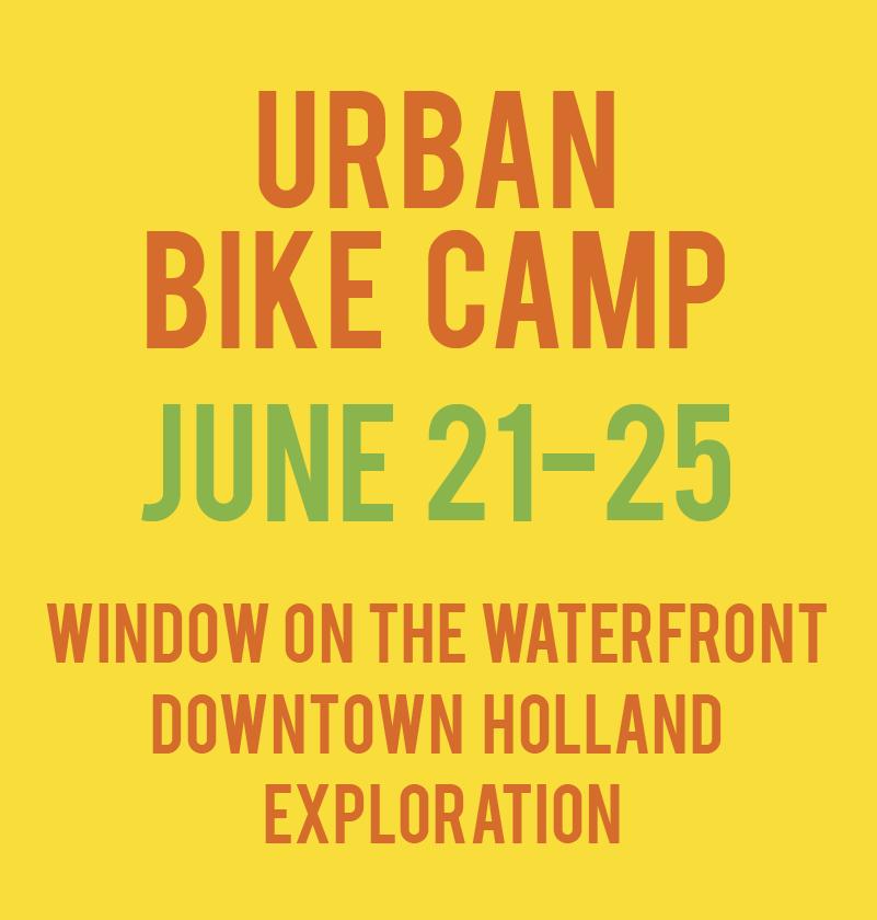 June 21-25 | Urban Bike Camp