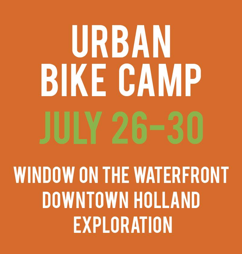 July 26-30 | Urban Bike Camp