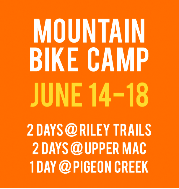 June 14-18 | Mountain Bike Camp