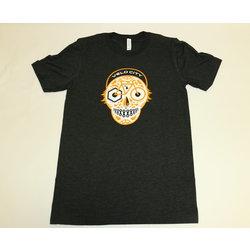 Velo City Velo Skull T-Shirt