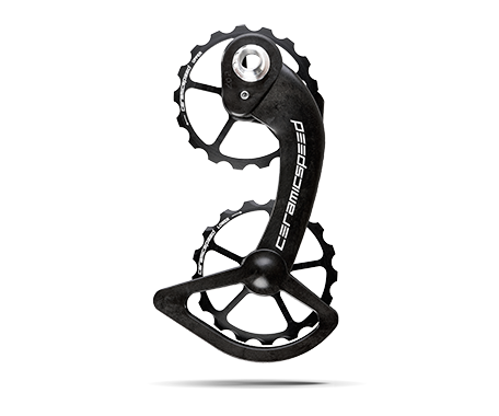 CeramicSpeed OSPW Shimano 9100-series Color: Black