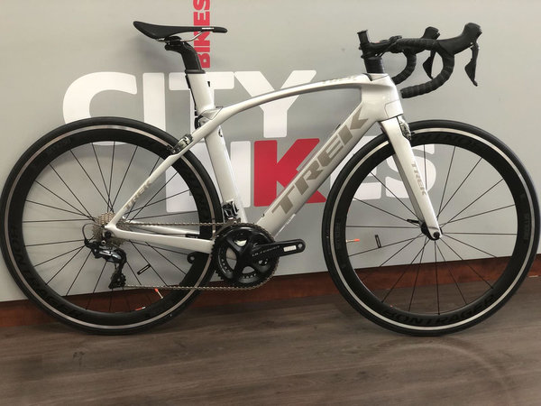 Trek Madone Project One Silver