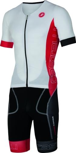 Castelli Free Sanremo Speed Suit Short Sleeve