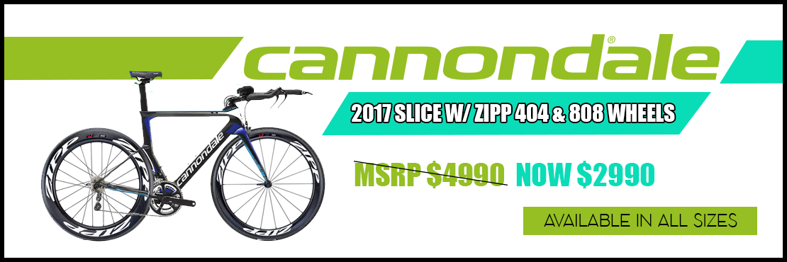 Cannondale Slice On Sale!