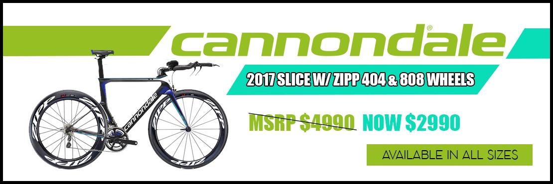 Cannondale Slice On Sale!