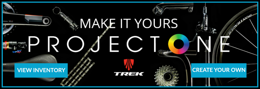 Trek Project One - Make It Yours - Miami