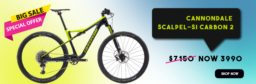 Cannondale Scalpel SI Carbon 2 on sale, $4999